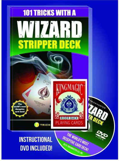 Wizard Stripper Deck Kit