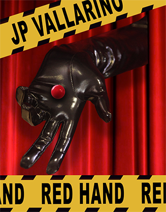 Red Handed by Jean-Piere Vallarino
