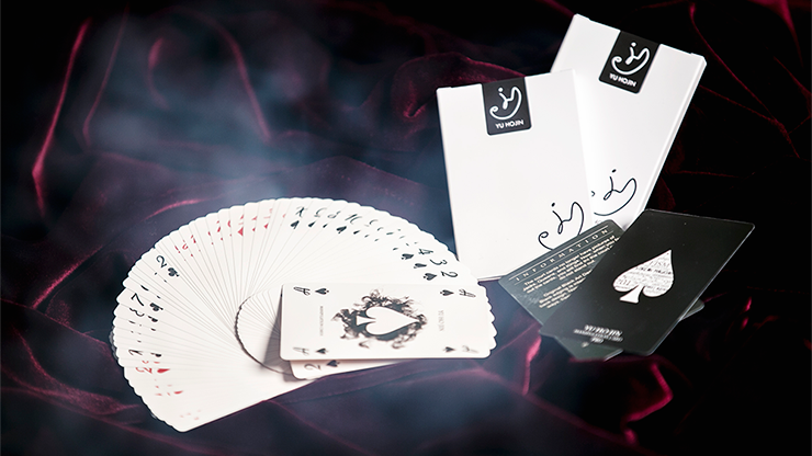 Yu Hojin Manipulation Cards PRO 2016 by Yu Hojin