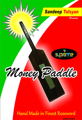 Money Paddle by Sandeep Tulsyan