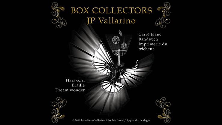 Box Collectors by Jean-Pierre Vallarino