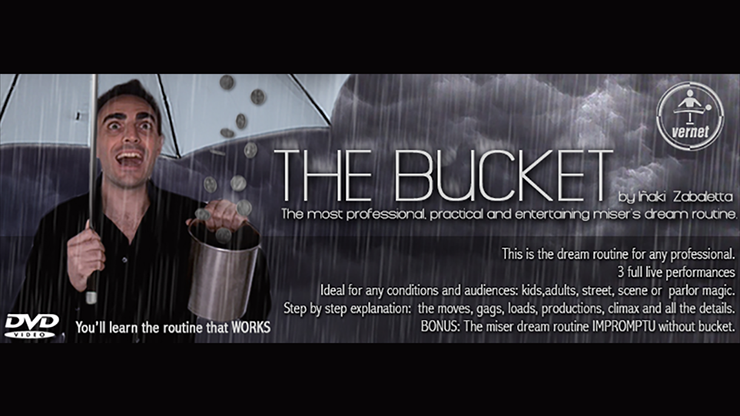The Bucket by Inaki Zabaletta -  Greco and Vernet