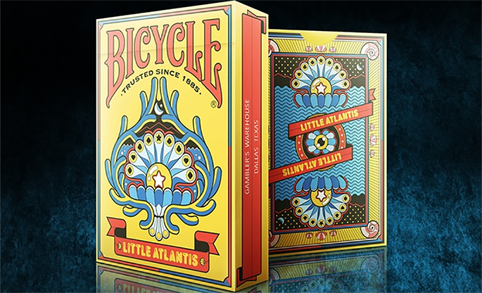 Bicycle-Little-Atlantis-Day-Playing-Cards
