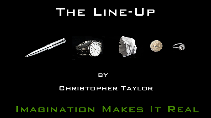 The Line Up by Christopher Taylor*