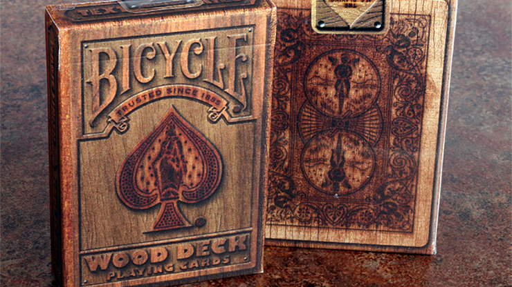 Bicycle-Wood-Playing-Cards