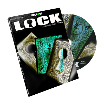Lock  by Victor Zatko