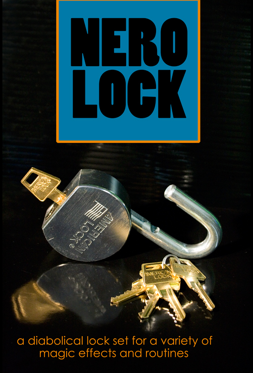 Nero Lock Set