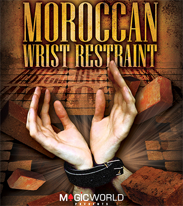 Moroccan Wrist Restraint by Magic World