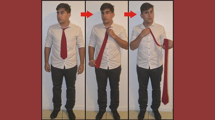 Comedy Necktie by Nahuel Olivera