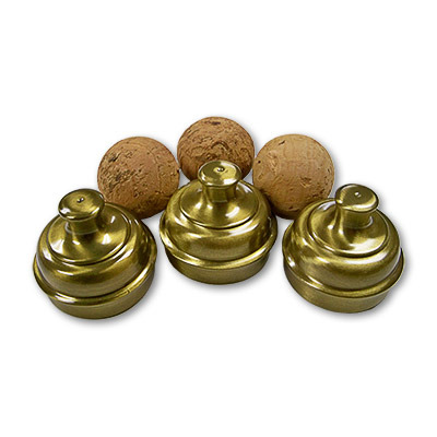 Indian Cups and Balls by Morressy Magic