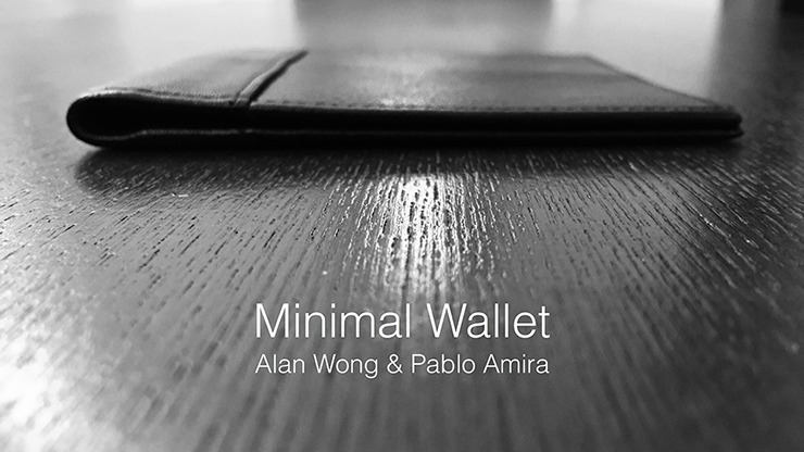 Minimal Wallet by Alan Wong & Pablo Amira