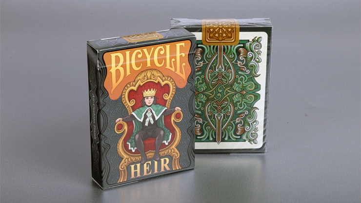 Bicycle-Heir-Playing-Cards-by-Collectable-Playing-Cards