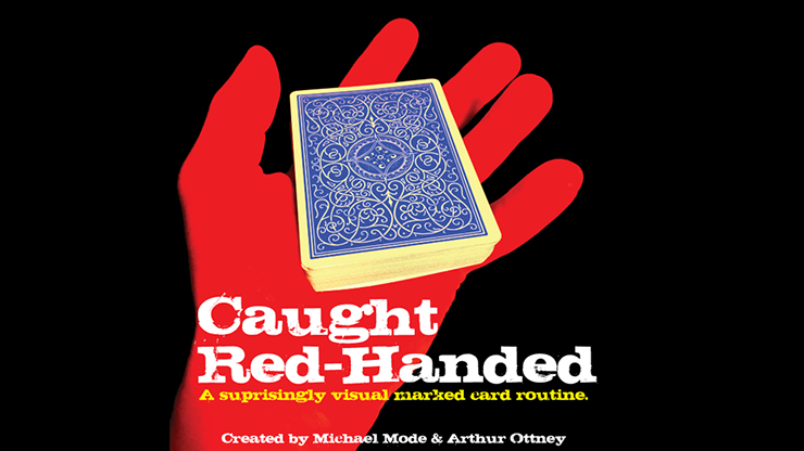 Caught-RedHanded-by-Michael-Mode-and-Arthur-Ottney