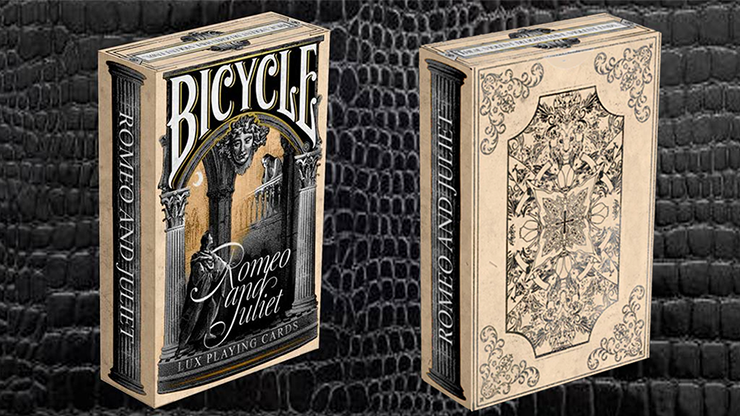 Bicycle Montague vs Capulet Playing Cards by LUX Playing Cards
