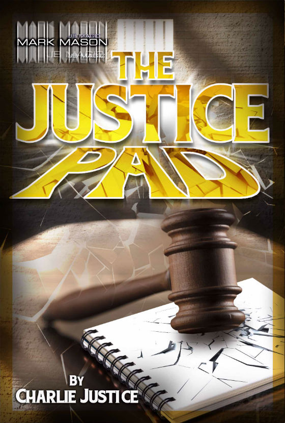 Justice Pad by Charlie Justice and Mark Mason