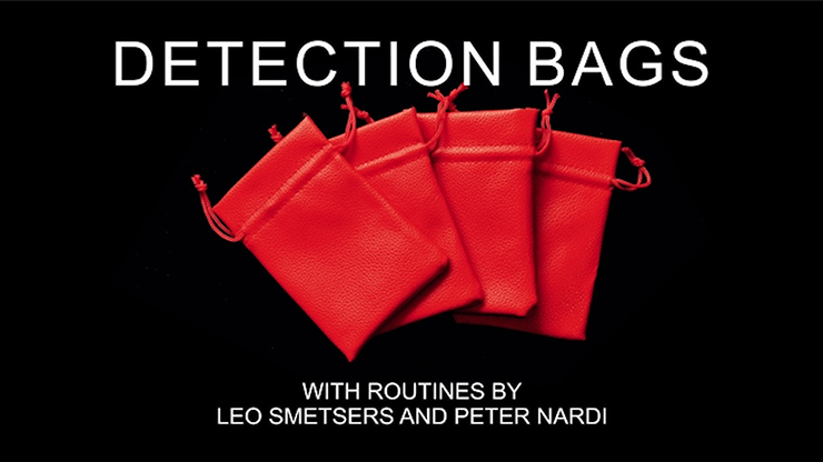 Detection Bag by Leo Smetsers
