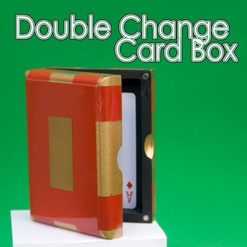 Double-Change-Card-Box