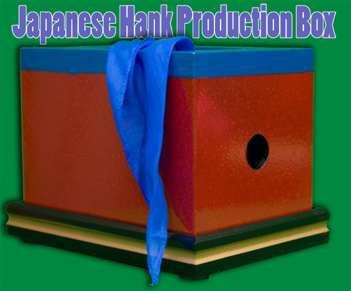 Japanese Hanky Production
