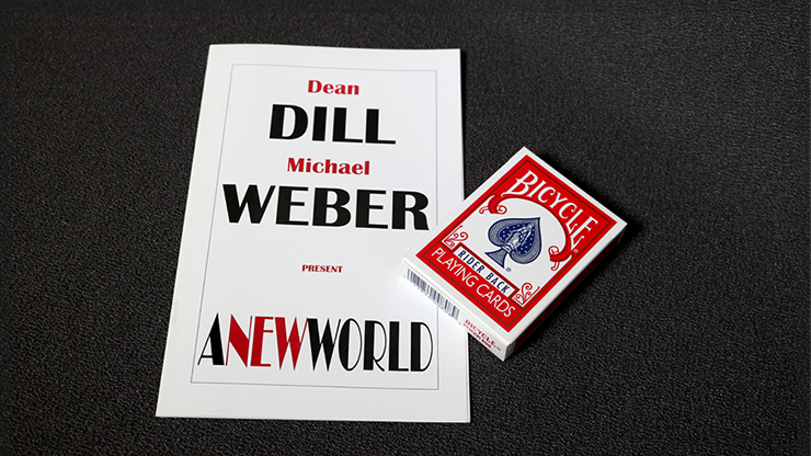 New World by Michael Weber and Dean Dill
