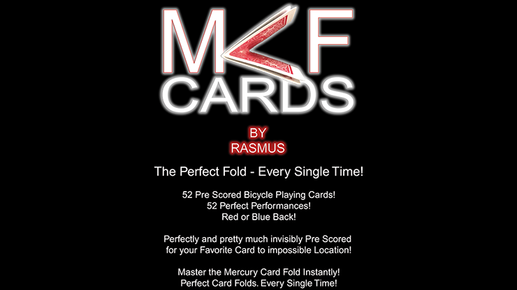 MCF Cards by Rasmus