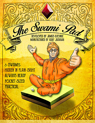 The ULTIMATE MIND READING DEVICE (UMD) The Swami Pad