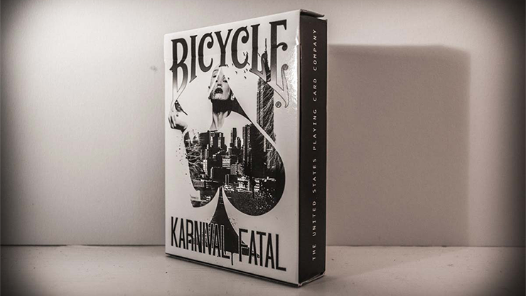 Bicycle Karnival Fatal Playing Cards