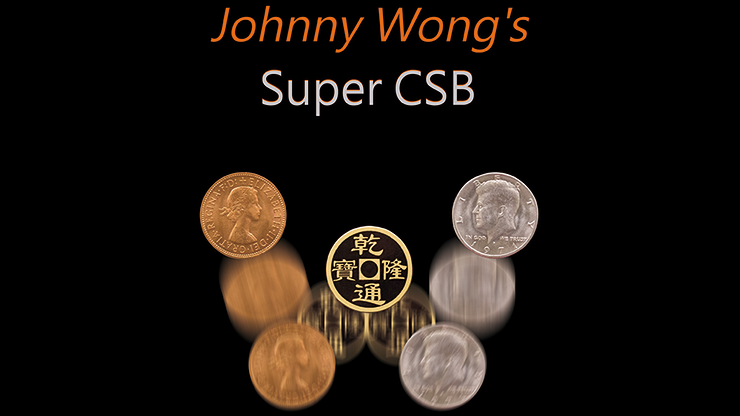 Super CSB by Johnny Wong