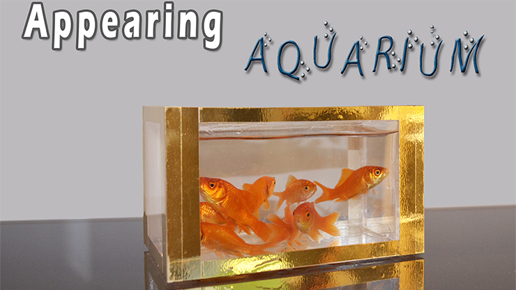 Appearing Aquarium by Amazo Magic