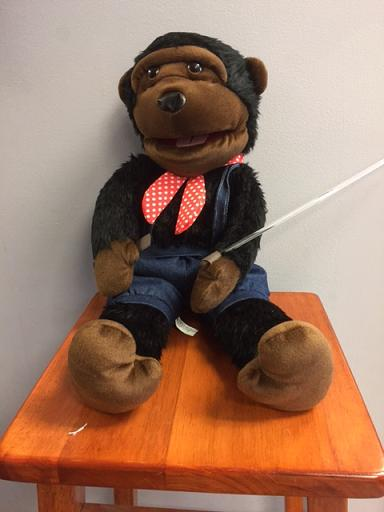 Puppets - Big Chimp With Pants - 28 inch