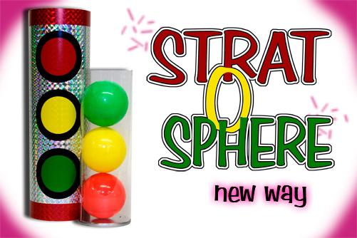Strat-O-Sphere w/ Cloth - NuWay