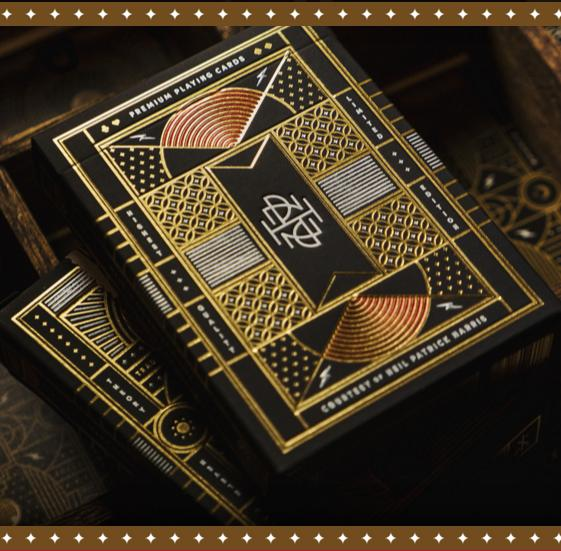 Neil Patrick Harris Playing Cards by theory11