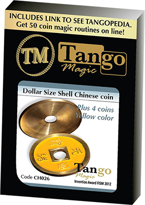 Dollar-Size-Shell-Chinese-Coin-by-Tango-Magic