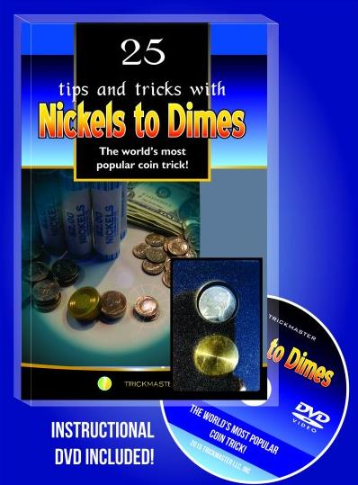 Nickels to Dimes DVD Boxed Kit