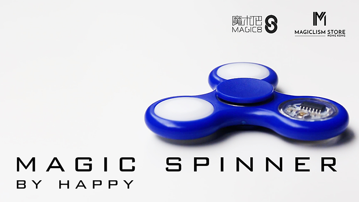 Magic Spinner by Happy, Bond Lee & Magic8