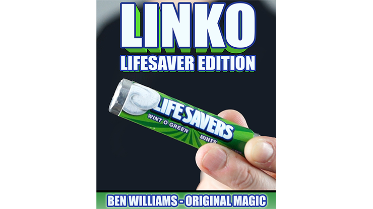 Linko (LifeSavers) by Ben Williams