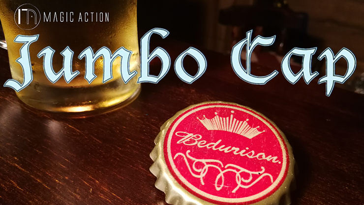 Jumbo Cap (Budweiser) by Magic Action