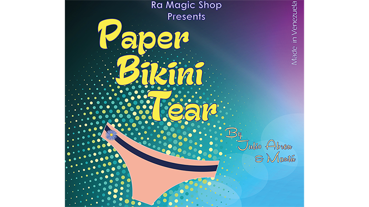 Bikini Tear by Ra El Mago and Mantu