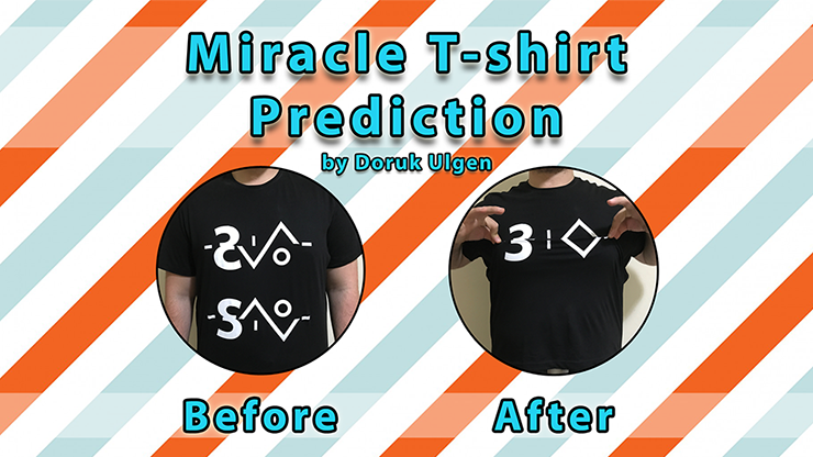 Miracle T-shirt Prediction by Doruk Ulgen