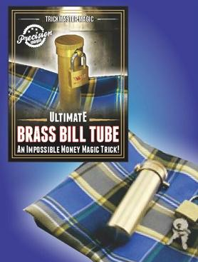 Ultimate Brass Bill Tube
