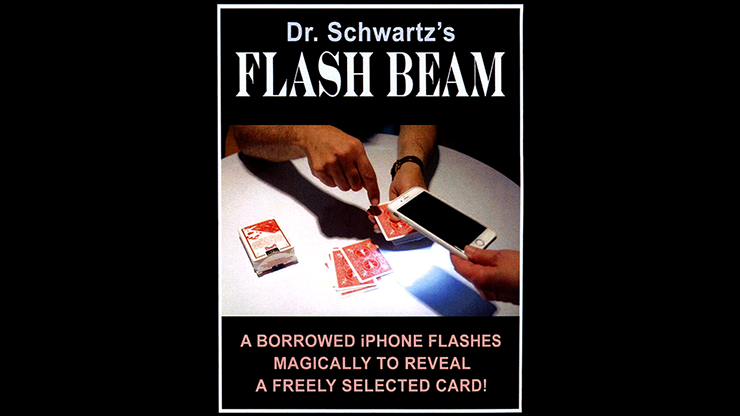 FLASH BEAM by Martin Schwartz*