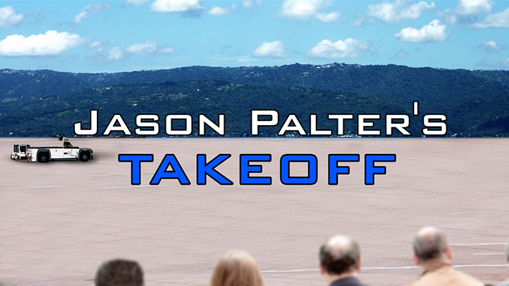 TAKEOFF by Jason Palter