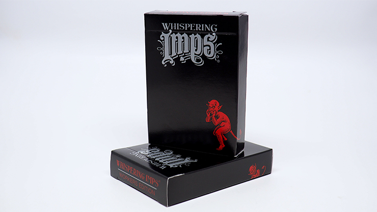 """Whispering-Imps-""""Workers-Edition""""-Playing-Cards"""