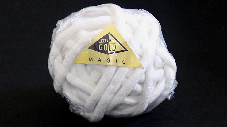 Soft Rope 50` (White) by Pyramid Gold Magic
