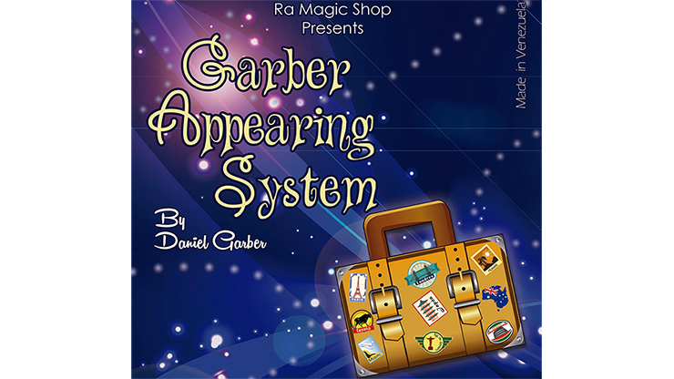 Garber Apppearing System by Ra Magic Shop and Daniel Garber