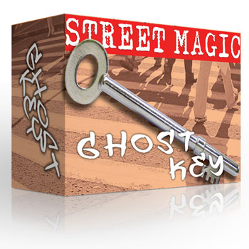 Ghost Key Street Magic