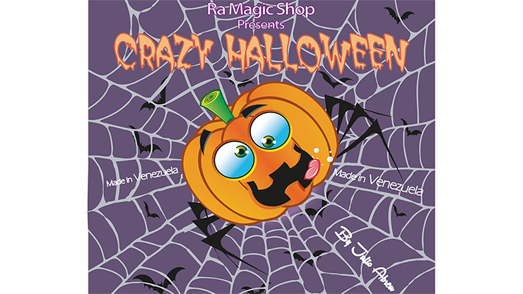 Crazy Halloween by Ra Magic