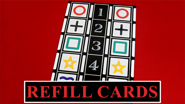 Refill-Cards-for-Astor-Mental-Stage-Version-by-Astor