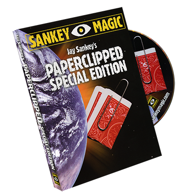 Paperclipped Special Edition by Jay Sankey
