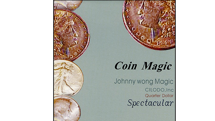 Spectacular (Quarter Dollar) by Johnny Wong
