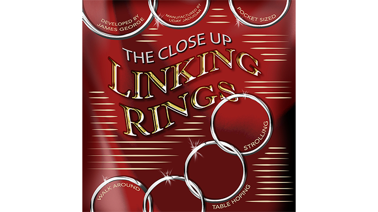 Sorcery`s Close Up Linking Rings